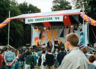 Dni Choszczna 99 r.