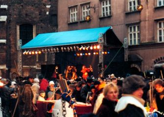 Kraków 2000 r.