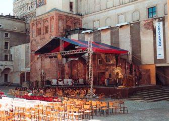 Szczecin Opera na zamku