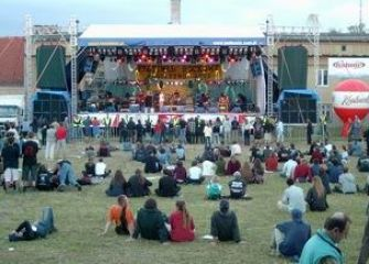 Festiwal Rockowy W�gorzewo 2003 r.