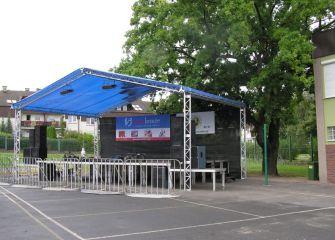 Szczecin festyn osiedlowy 2007 r.