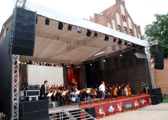 Toruń Soundlight 2007 r.